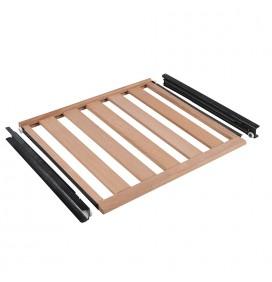 Clayette de présentation en bois pour modèles VIP315P, VIP265V, VIP26