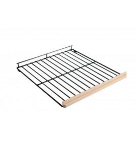 Clayette fixe fil multiformats avec façade bois