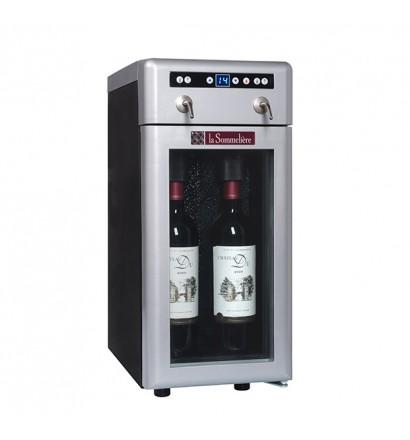 Distibuteur de vin au verre professionnel DVV22