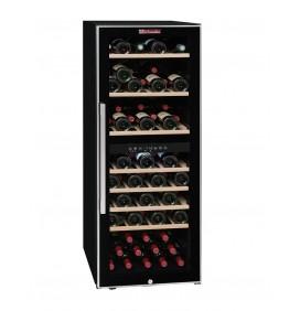 Cave à vin de service double zone 75 bouteilles