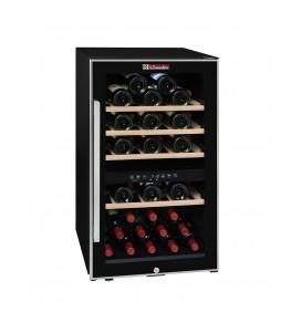 Cave à vin de service double zone 49 bouteilles