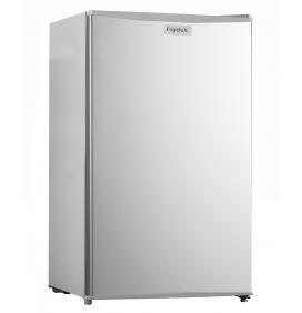 Réfrigérateur table top, 93L, silver, classe A+, 2 clayettes verre