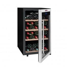 Cave à vin de mise à température